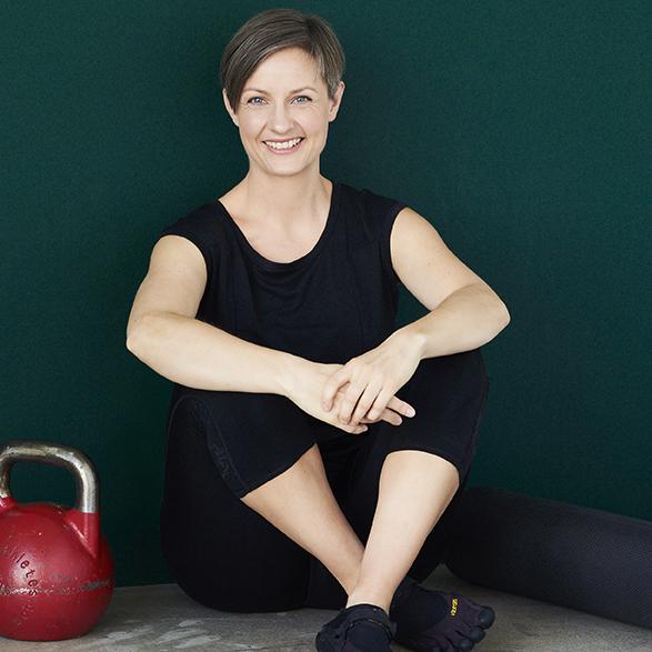 Fysioterapeut og rygtræningsspecialist Pernille Springer