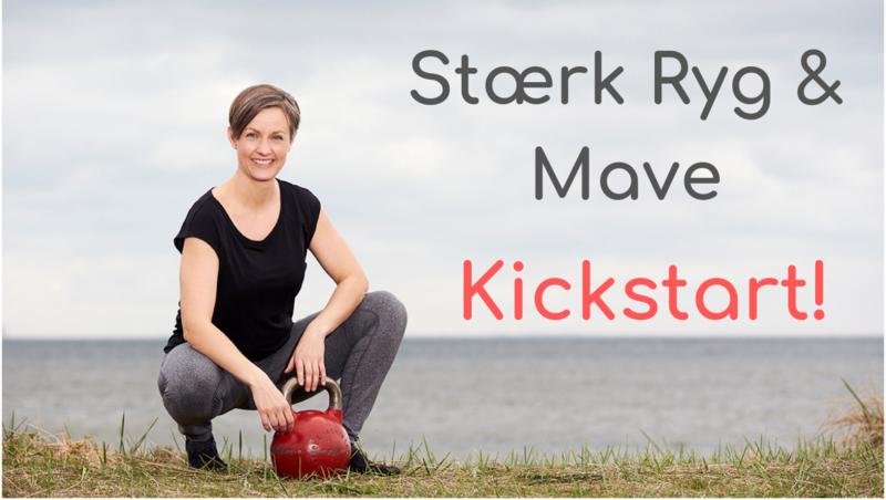 Stærk Ryg & Mave - Kickstart