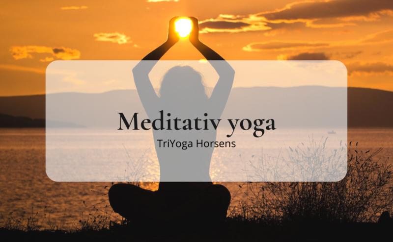 Meditativ yoga, TriYoga Horsens