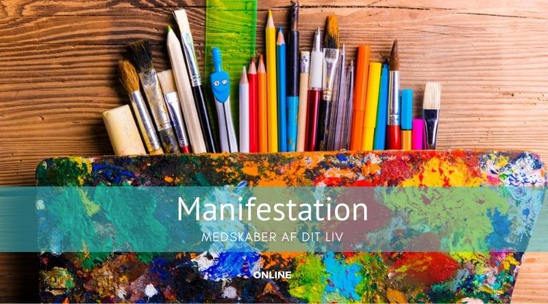 lær at manifestere