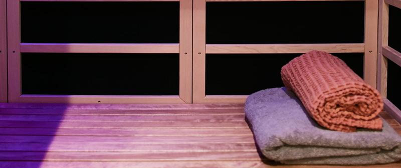 Infrarød Sauna