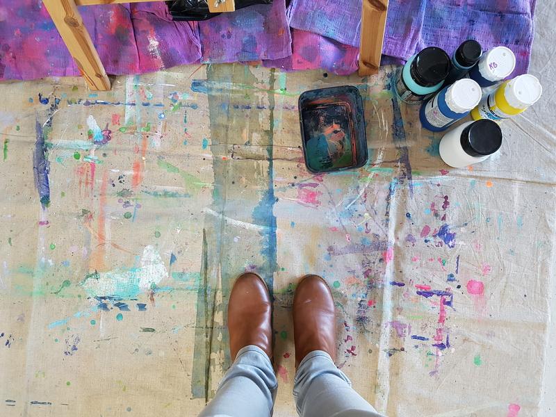 Kreative frikvarter i hverdagen