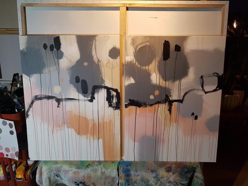 be7e9367 Du kan bruge kurset som en 'opskrift' til lag-på-lag-teknikken og du kan  også bare bruge det som inspiration til farvesammensætning, brug af  penselstrøg til ...