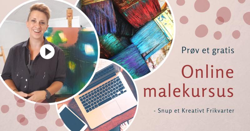Prøv et gratis online malekursus