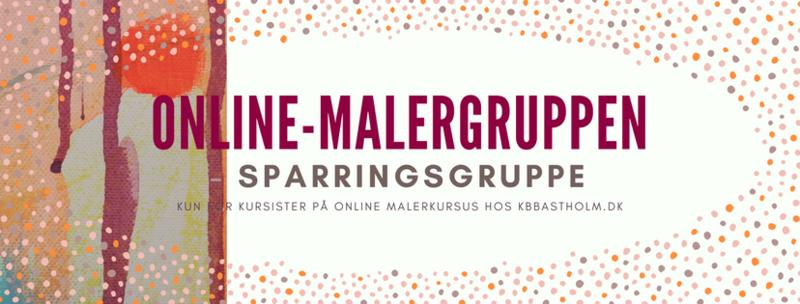 Online Malergruppen