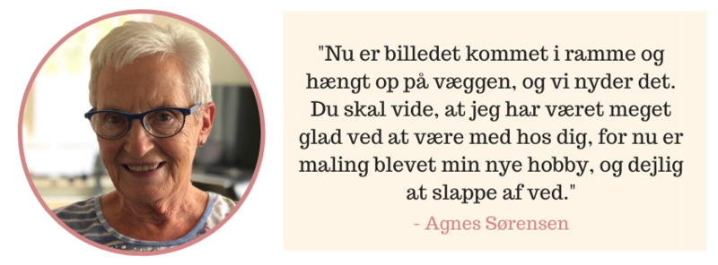 Citat Agnes Sørensen