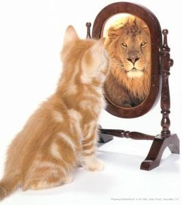 Se løven i dig